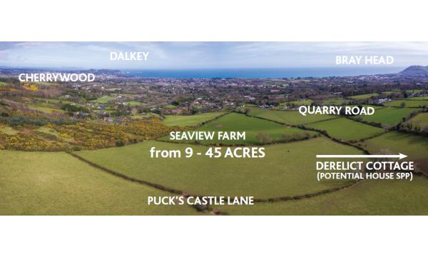 Seaview Farm, Quarry Road, Rathmichael, Co. Dublin.
