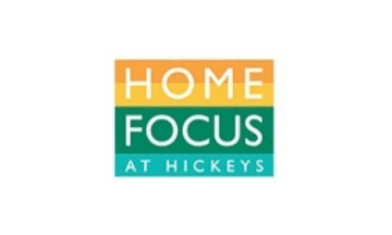 Home Focus at Hickeys Logo