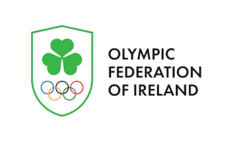 Olympic Federation of Ireland Logo